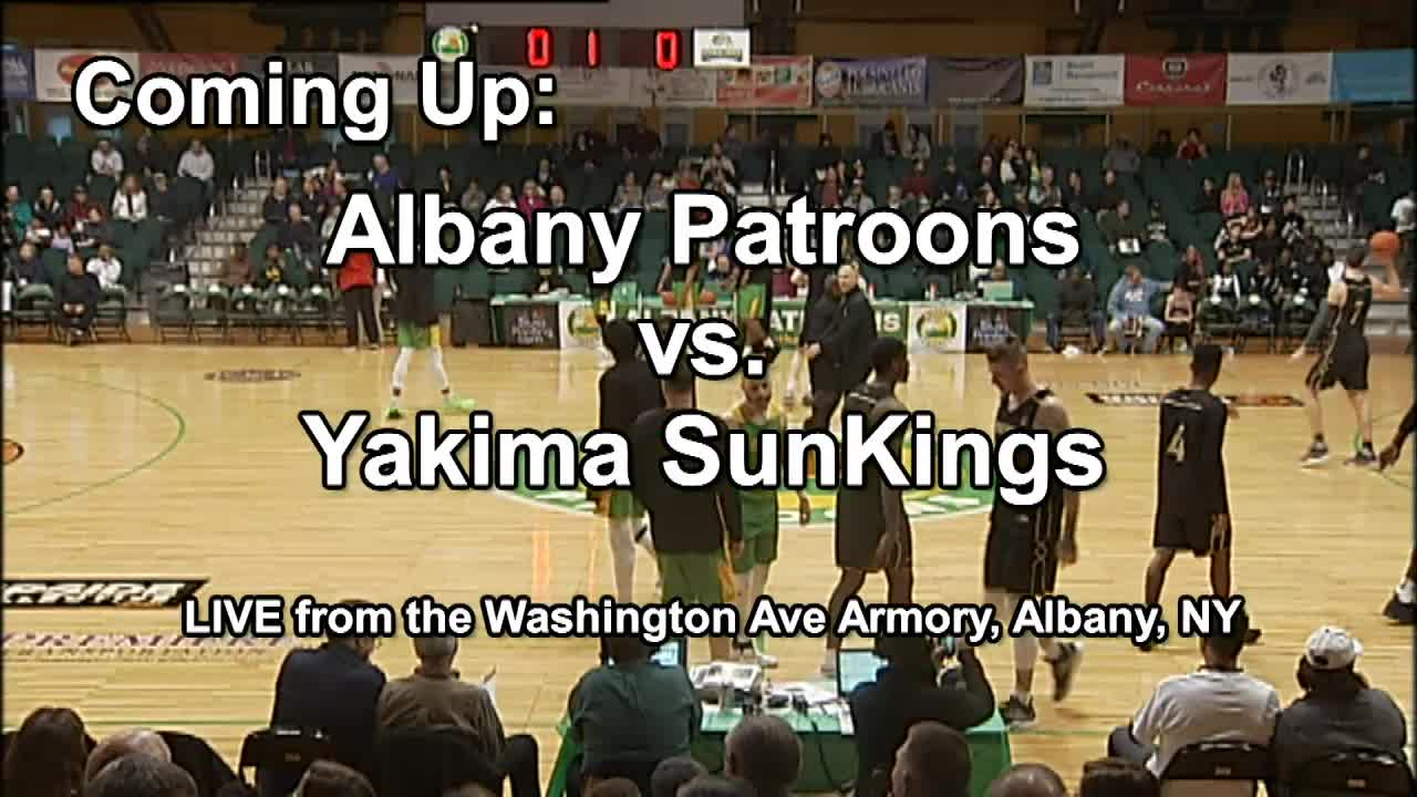 Albany Patroons | New York | Live Stream, Scores, Schedule - Meridix